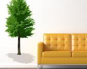 Lush Green Tree Wall Decal