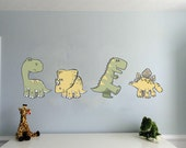 Little Dinos Wall Decal Set