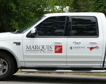 Advertise Business with Vehicle Graphics