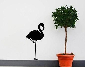 Flamingo Vinyl Wall Graphic