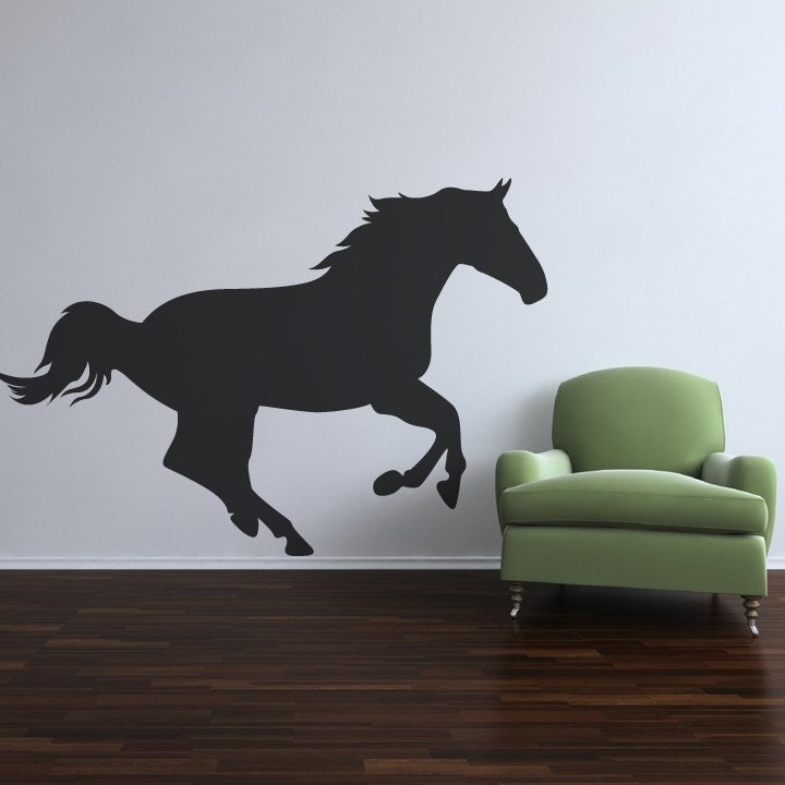 il fullxfull.111167217 9 Impressive Horse Wall Murals