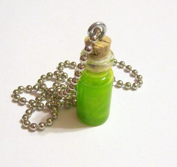 Poison Vial Necklace