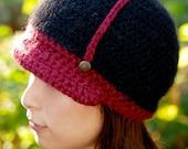 Modern style wool hat / Berlin 1