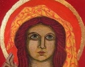 Mary Magdalen Icon
