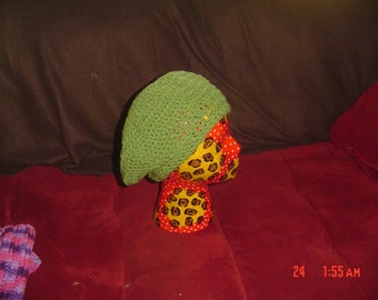 Spring Green Slouch Hat