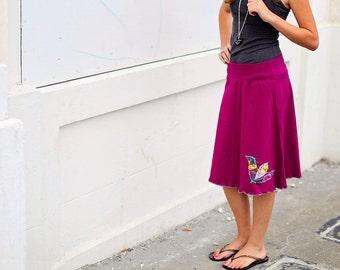Yoga Bird Skirt