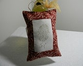 Door Hanger Decoration angel gold red joy stamped pillow SUPER LOW PRICE