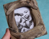 Driftwood Picture Frame 2.5 x 3.5 Encircled