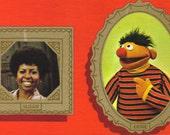 Sesame Street Record Cover Journal