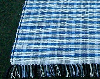 rag rug runner The Devil and the Deep Blue Sea