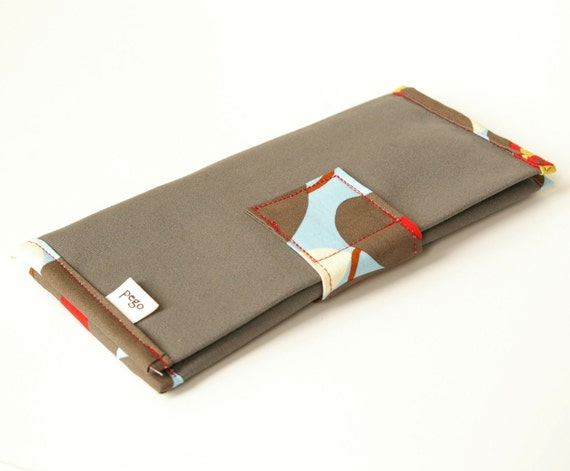 grey lotus wallet