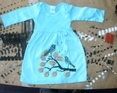 Cute Cotton Dress for Baby