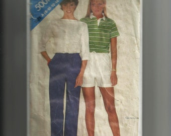 Pant and Shorts Pattern 5001