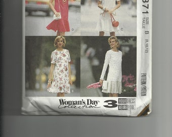 McCall's  Misses' Dress Pattern 6371