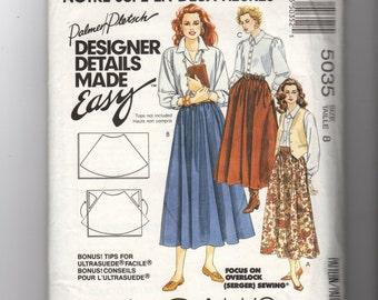 McCall's Skirts  Pattern