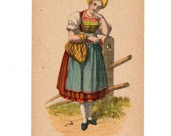 Vintage Post Card  3