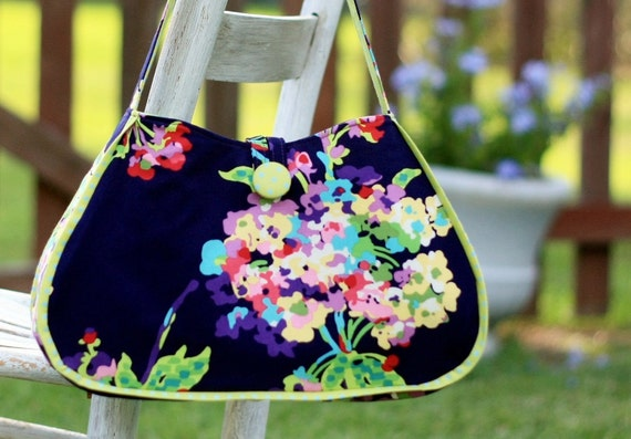 The Erica Bag - PDF Sewing Pattern
