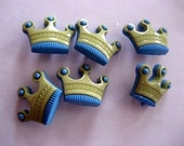 Crowns Buttons
