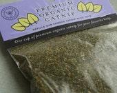 Catnip Refill Bag - Premium Organic Catnip to refill our famous Catnip Slugs