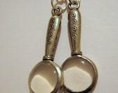 Magnifying Glass Earrings