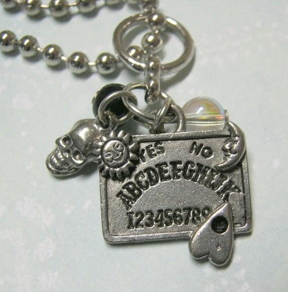 Ouija Board Necklace