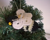 Cute Little Bumblebee Ornament