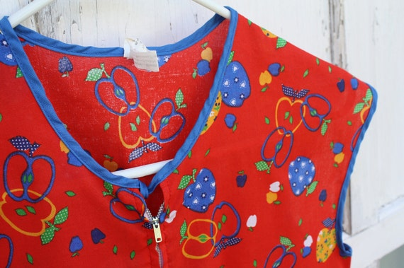 Vintage Smock or Apron-Cooking-Artist-Cleaning