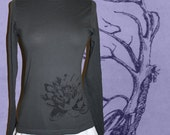 Black Lotus long sleeve