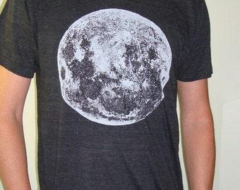 Space Moon guys trac T Shirt