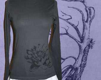 Black Lotus long sleeve