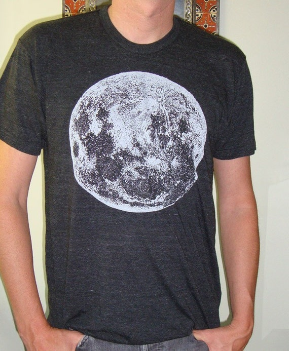 Space Moon guys trac T Shirt