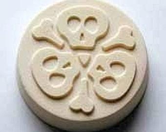Triple Skulls Goonies Glycerin Soap