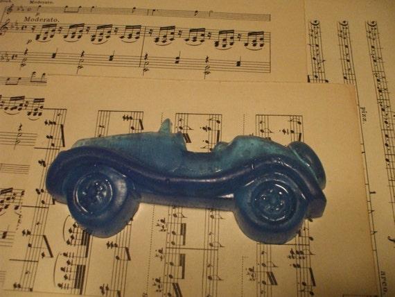 Antique Car Soap