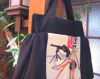 Your Custom Recycled T-Shirt Handbag/Purse