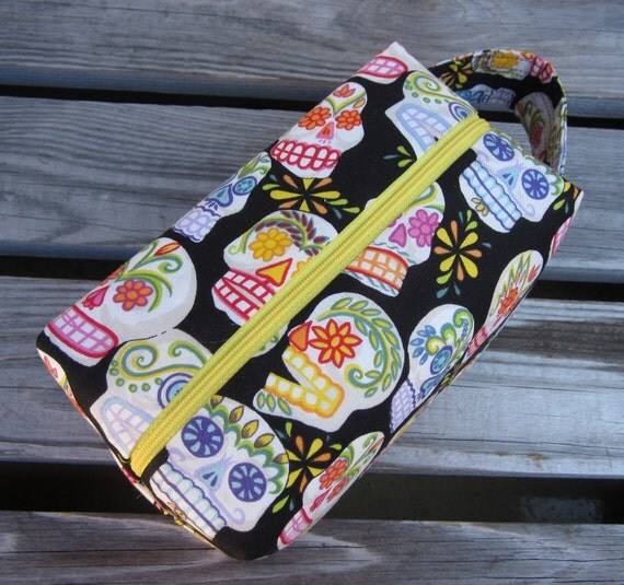 Day of the Dead Box Bag