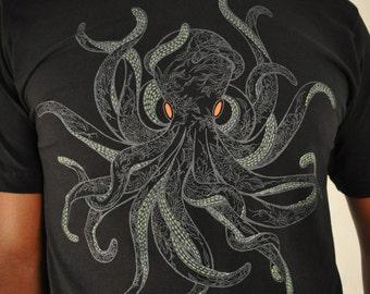 16 arm octopus T