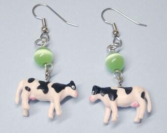 Holy Cow Earrings