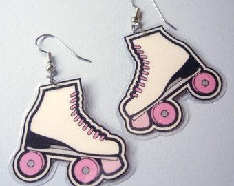 Rollergirl Earrings