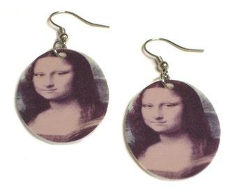 Mona Lisa Mi Amour Earrings