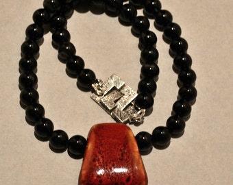Sleek lady - Necklace