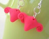 Uteri in the sky earrings - Yes they are uterus earrings