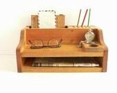 Desk-top Organizer Cubby