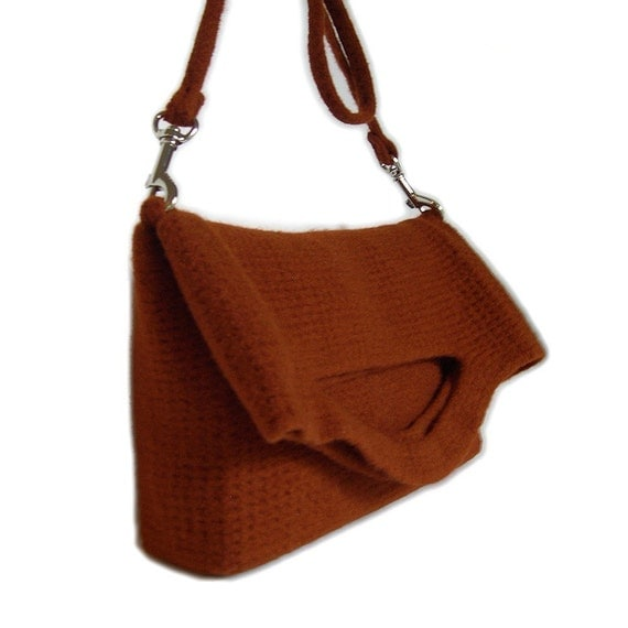 Easy Felted Crochet Bag Pattern : Crochet Felted Multi-Tote Pattern PDF EASY