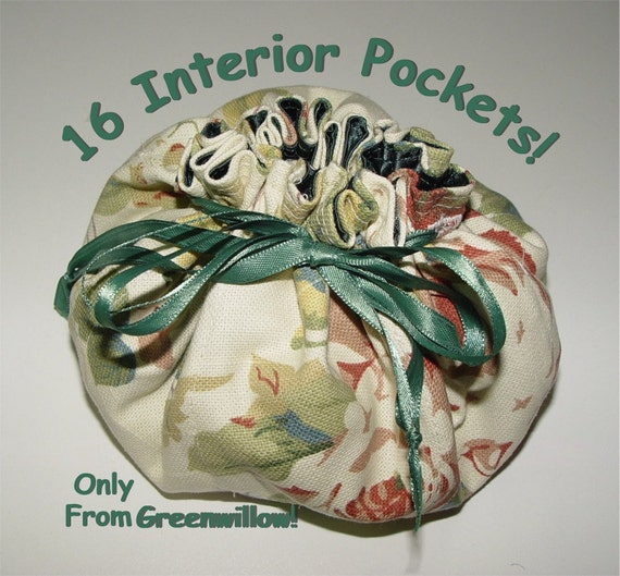 Jewelry Pouch. More Pockets