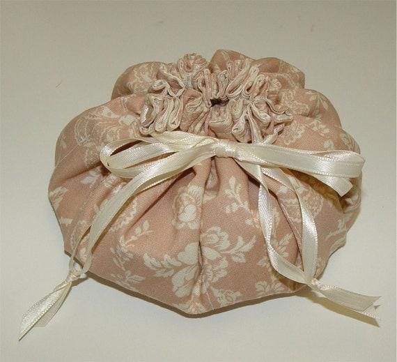 Jewelry Pouch, drawstring bag, travel, storage, organizer