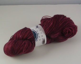 guinevere - terra sock (dyed to order)
