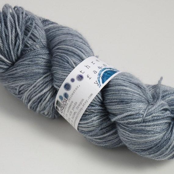 excalibur  - selene sock (super soft hand dyed sock yarn)