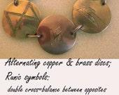Runic Symbol Bracelet (2288)