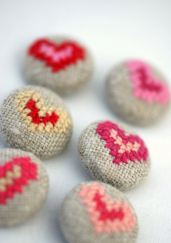 St. Valentine - Special Edition Buttons