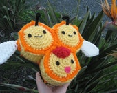 Combee Pokemon Doll
